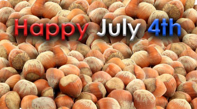 Sunday Cartoon: A Nuts Fourth of July!
