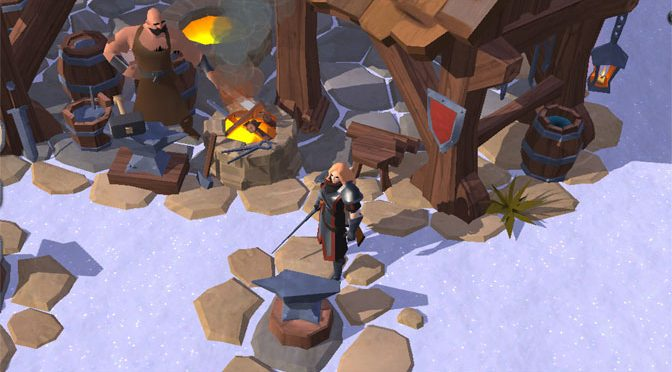 Albion Online Unites Role-players in Cross Play Goodness