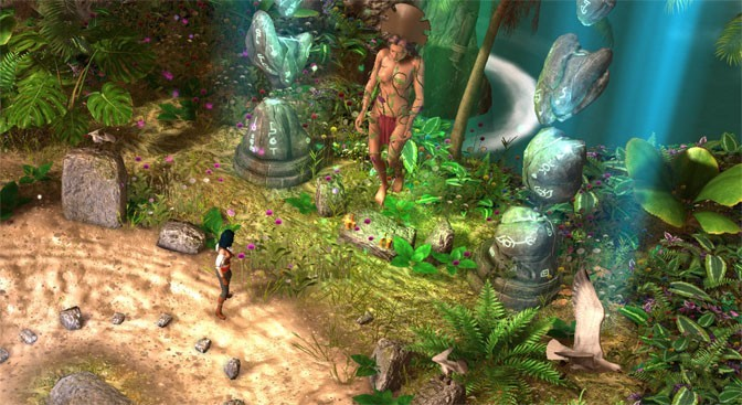 Aluna Enters the Action RPG Arena