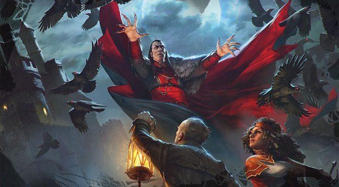 New Ravenloft Guide is Full of Horrific Thrills