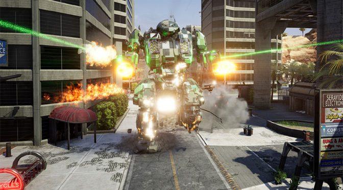 MechWarrior 5: Mercenaries Explodes onto Steam