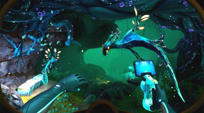 Diving Delights in Superb Subnautica: Below Zero
