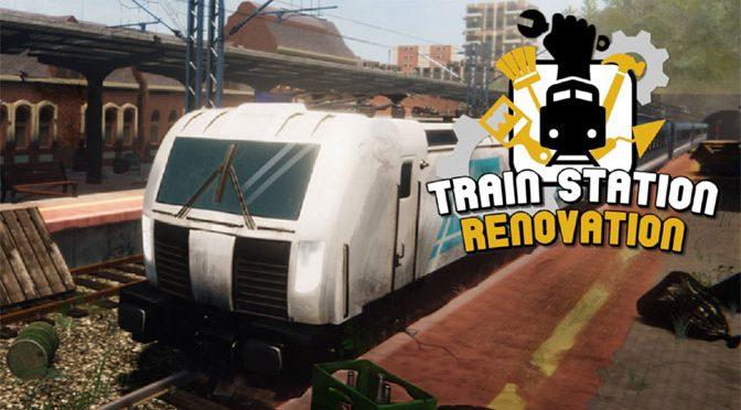 Train Station Renovation Pulls into Xbox