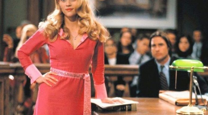 Movie Monday: Legally Blonde