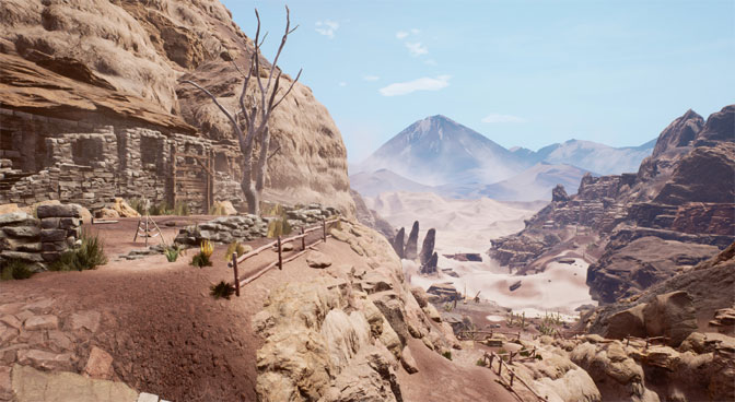Student Project Becomes Capable Survival Game in Arid