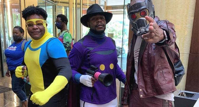 Blerdcon 2021 Returns to Celebrate Black Nerd Culture