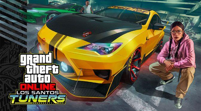 Los Santos Tuners Adds Crazy Car Culture to GTA Online