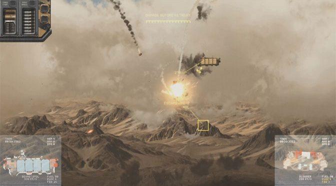 HighFleet Offers Solid Diesel Punk Strategy Wargame