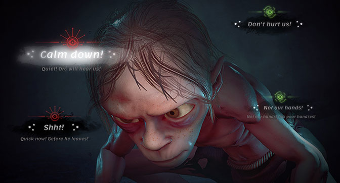 The Lord of the Rings Gollum Game Gets First Look Trailer