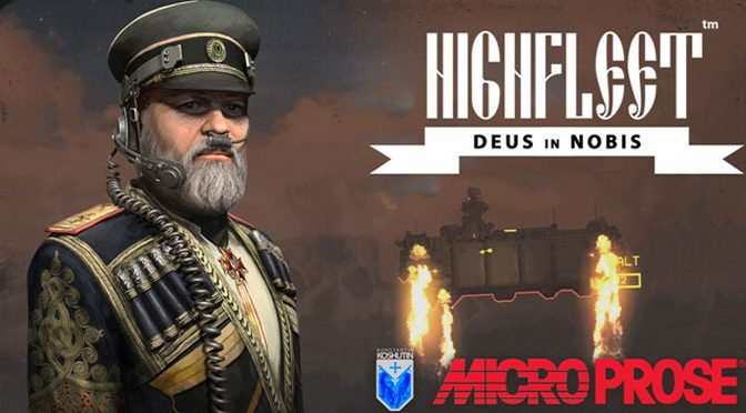 MicroProse Deploys the High Fleet Strategy Game on Steam