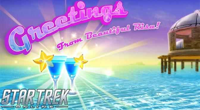Star Trek Online Celebrating Annual Lohlunat Festival