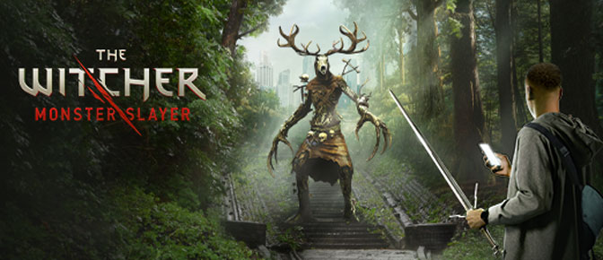 Arm Up! The Witcher Monster Slayer AR Mobile Game Gets July Release Date