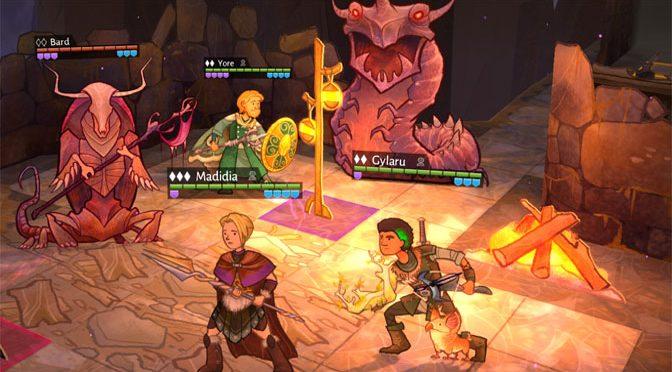 Wonderful Wildermyth Brings Fairytale RPG to Life
