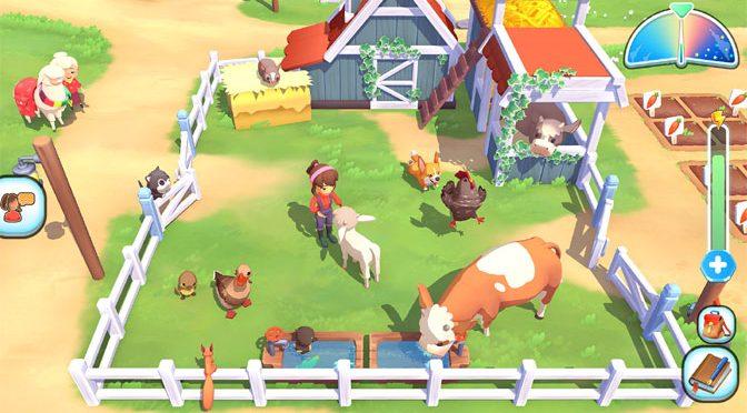 Big Fun With Big Farm Story