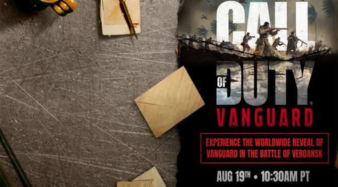 Call of Duty Vanguard Planning Biggest Online Battle in Game History