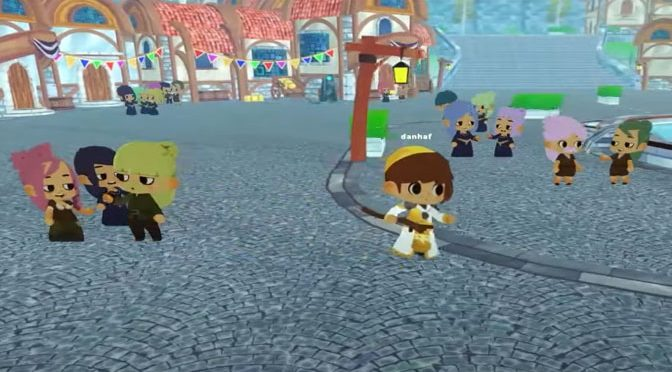 Cinderstone Online 2.5D MMO launches Closed Beta, Seeks Players