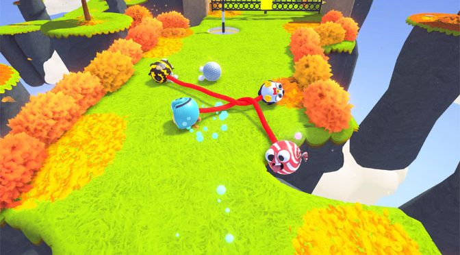 Crazy Party Racer Fling to the Finish Speeds to Early Access