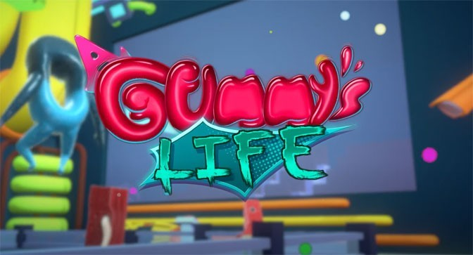 Multiplayer Party Game A Gummy's Life Coming to Consoles