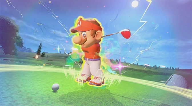 Hitting the Links Is a Literal Blast with Mario Golf: Super Rush