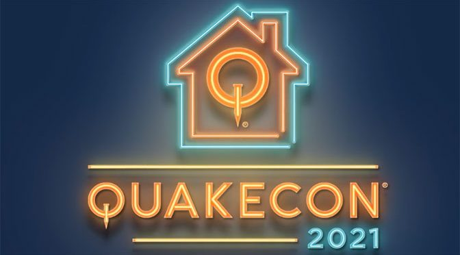 QuakeCon 2021 Releases Streaming Schedule