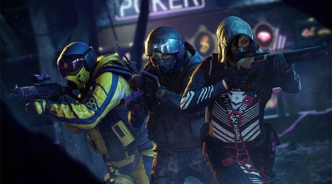 Tom Clancy's Rainbow Six Extraction Details Revealed