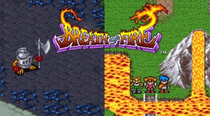 Retro Game Friday: Breath of Fire