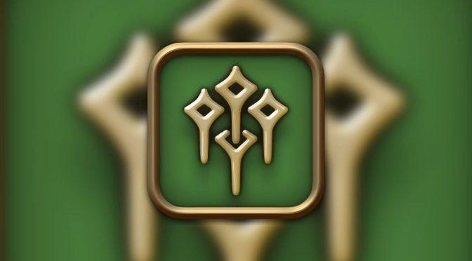 Video Game Tuesday: FFXIV's Sage Job Icon