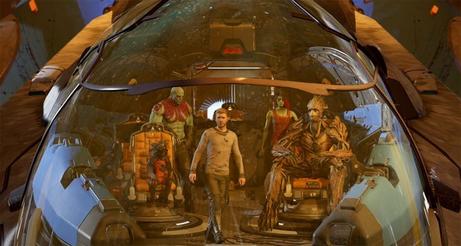 Marvel's Guardians of the Galaxy Gets New Story Trailer