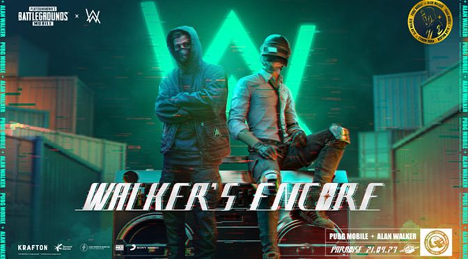 PBUG Mobile To Debut New Alan Walker Song in Game