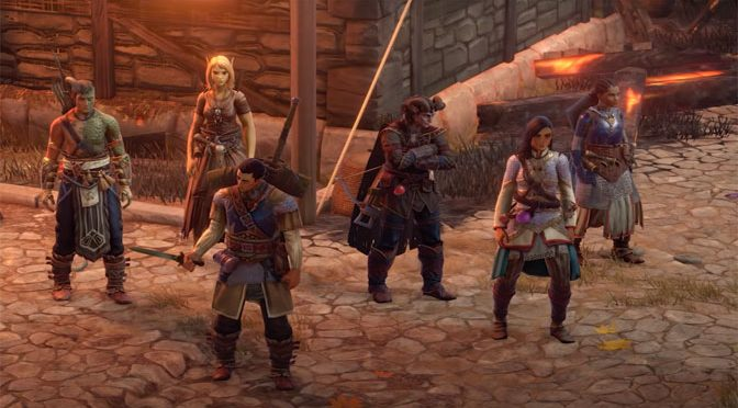 Pathfinder: Wrath of the Righteous RPG Out Now for PC