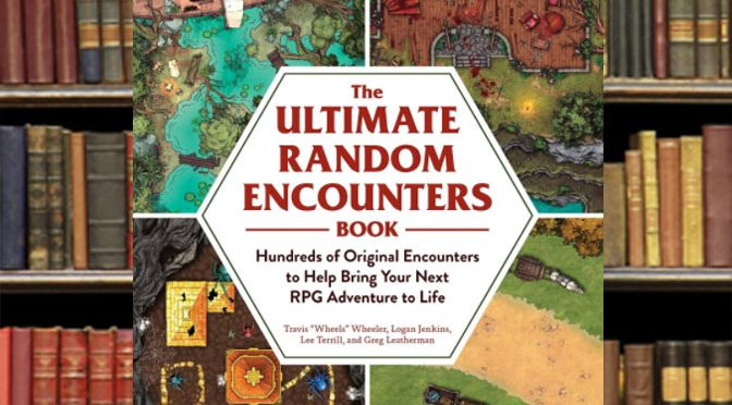 Spicing Up Random Encounters in RPGs