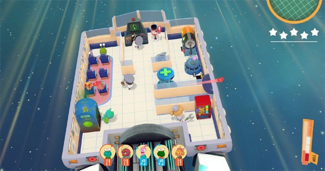 Wacky Spacelines From the Far Out Gets Free Demo For Steam Next Fest