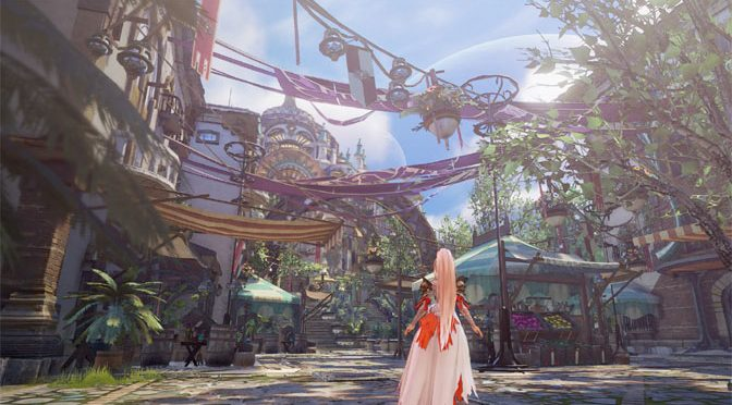 Rise Up with The Amazing Tales of Arise