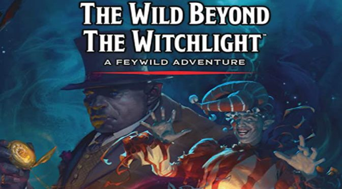 Wizards Celebrating The Wild Beyond The Witchlight with Packed Weekend of Events