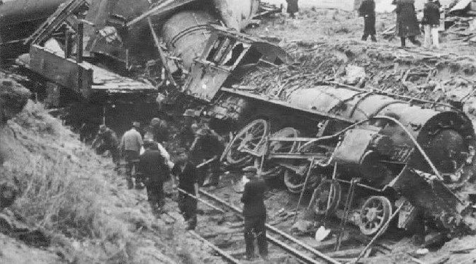 Train Wreck Spotting
