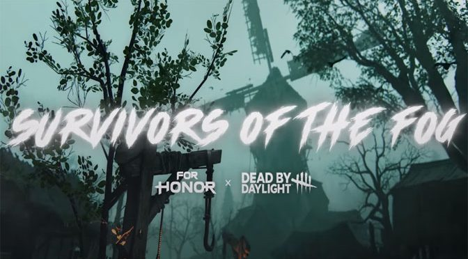 For Honor Heroes Clash with Dead by Daylight in New Halloween Game Mode