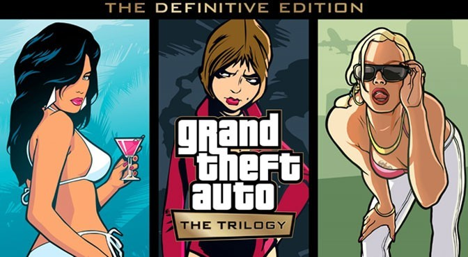 Grand Theft Auto: The Trilogy Gets November Release Date