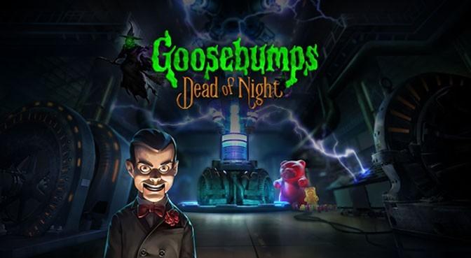 Goosebumps Dead of Night Gets Halloween Horror Update