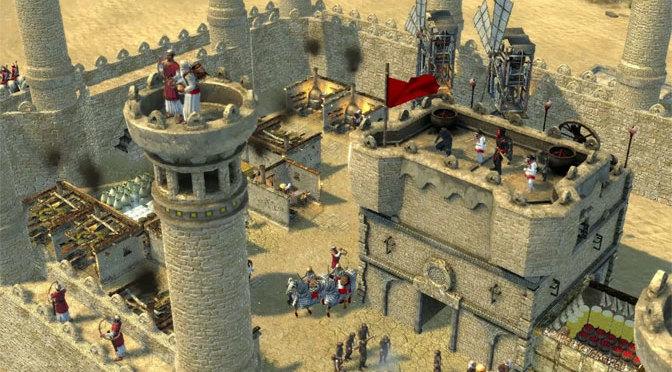 Preparing for War in Stronghold Crusader 2
